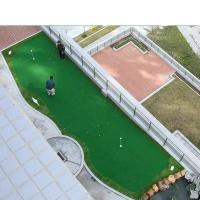 Buy cheap Polyethylene Low Cost  Artificial Golf Turf Grass Synthetic Golf Green from wholesalers