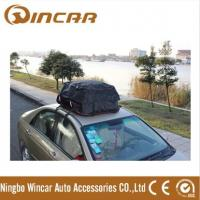 Buy cheap Tarpaulin Roof Top Cargo storage Bag for 4x4 car / auto Travelling from wholesalers