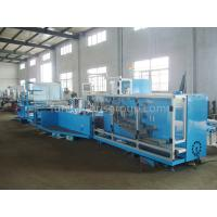 Buy cheap Medicine Disposable Products Machines , Non Woven Disposable Bed Sheet Folding Machine from wholesalers