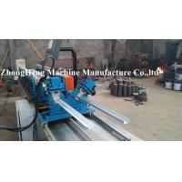 Buy cheap Steel Profile Metal Cold Roll Forming Machine for C section / Omega Section from wholesalers