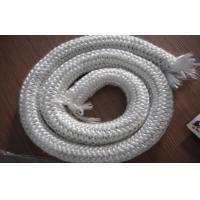 Buy cheap White Glass Fiber Stove Rope Seal , 200℃ - 250℃ Refractoriness from wholesalers
