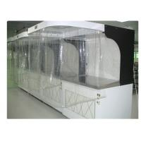 Buy cheap ISO 5 Photoelectric Industrial Laminar Air Flow Cabinet Hood Filtered 220V / 60HZ from wholesalers