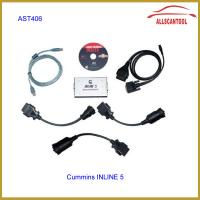 Buy cheap Professional Truck Diagnostic Tool Cummins Inline 5 Trucks Scan Tools High Accuracy from wholesalers