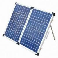 Buy cheap Blue Solar Power Panels , Fold Away Solar Panels 120W ~ 300W Available from wholesalers