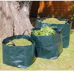 Buy cheap self standing plastic yard,lawn and leaf bags / reusable garden waste sacks,big bag/wholesale bulk bags/Garden Waste Sac from wholesalers