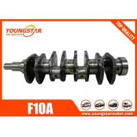 Buy cheap SAMURAI JIMNY Engine Crankshaft F10A 465 SJ410 1222175101 1222175103 1222175104 from wholesalers