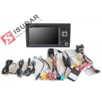 Buy cheap Original Front Panel 2 Din In Dash Car Dvd Player With Reverse Camera For A4 / from wholesalers