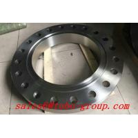 Buy cheap S30815 stainless steel WN flange ASTM B16.9 Class150 -Class2500 from wholesalers