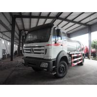 Buy cheap Beiben sewage truck 10000liters sewer cleaning truck 4x2 vacuum sewage suction truck, Factory sale 10m3 sludge tank from wholesalers
