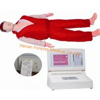 Buy cheap CPR Manikin Automatic Computer Cardiopulmonary Resuscitation Yj-Crp90 from wholesalers