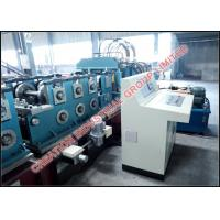 Buy cheap Automatic C Z Section Steel Purlin Manufacturing Equipment, Roll Forming Production Line for Web Sizes 100-350mm from wholesalers