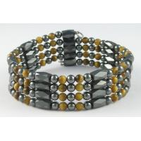Buy cheap Custom size color and logo fashion elegant ore magnetic bracelet health from wholesalers