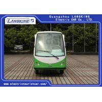 Buy cheap 11 Seats Electric Tourist Vehicles , 4 Wheel Electric Car 8703101900 HS CODE from wholesalers