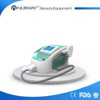 Buy cheap CE 808nm Portable Diode Laser Hair Removal Machine with Micro Channel Cooling from wholesalers
