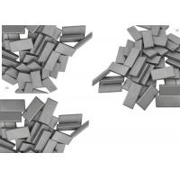 Buy cheap Shape Customized Carbide Square Bar / Tungsten Carbide Planer Blades from wholesalers