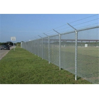 Buy cheap 6 Foot Galvanized 11.5 Gauge Coated Chain Link Fence from wholesalers