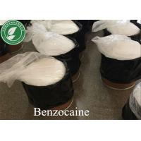 Buy cheap 99% Pharmaceutical Anesthetic Benzocaine For Pain killer CAS 94-09-7 from wholesalers