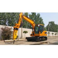 Buy cheap 8Ton DOOSAN Pump Yanmar Engine Hydraulic Crawler Excavator With Rubber Track from wholesalers
