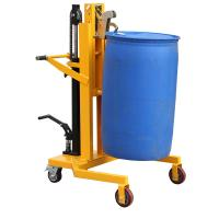 Buy cheap Library, Restaurant Drum Stacker , 400Kg Load Drum Lifting Devices from wholesalers