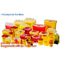 Buy cheap BIOHAZARD SHARP CONTAINERS, STORAGE BOX, CRATES, PET FOOD BOWL, DUSTBINS, product