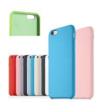 Buy cheap Anti - Scratch Cell Phone Accessories 100% Original Official Silicone Case For IPhone from wholesalers