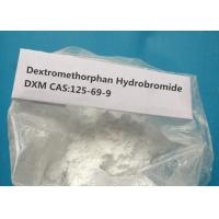 Buy cheap 99.6 Purity Pharmaceutical Grade DXM Dextromethorphan Hydrobromide Raw Steroid Powders from wholesalers