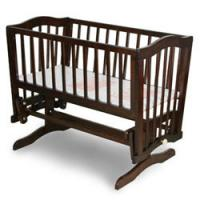 Buy cheap Glider Cradle  wooden cradle from wholesalers