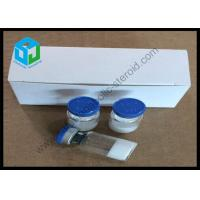 Buy cheap Hexapeptide GHRP 6 Muscle Building Peptides , Anti Aging Peptide Injections from wholesalers