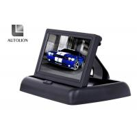 Buy cheap Rearview 4.3 TFT  Car LCD Monitor Mini TV Stand Alone , DC 12V Power Supply from wholesalers