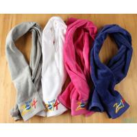 Buy cheap Embroidered Gym Towels ,Lint Free, Ultra Soft, Durable, Scratch-Free, Machine Washable from wholesalers