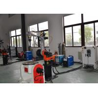 Buy cheap Servo Controlled Industrial Robotic Arm Multi Mechanical Axis Optical Fiber Transmission from wholesalers