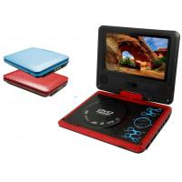 Buy cheap LCD TFT Compatible Red 7 Portable HD Screen DVD Player with TV, Radio and Game Playing product