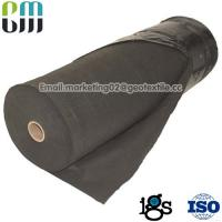 Buy cheap Polypropylene needle-punched non-woven geotextile for road construction from wholesalers