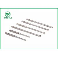 Buy cheap 6 * 160mm S4 Flute SDS Drill Bits , YG8C Electric Hammer Sds Plus Drill Bits from wholesalers