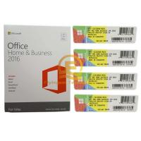 Buy cheap DVD / CD Media Microsoft Office 2016 Home And Business For Mac Full Version from wholesalers