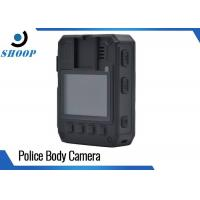 Buy cheap 3200mAh Lithium Battery Body Worn Video Camera Built - In Microphone With GPS from wholesalers