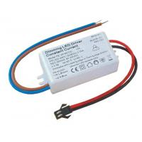 Buy cheap 300Ma Constant Current Triac Dimmable Led Driver IP64 For 7W LED Panel Light product
