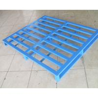 Buy cheap 1200 x 1200mm logistic central Steel Pallet stacking galvanized Warehouse Equipment from wholesalers