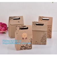 Buy cheap shopping paper bags with flat twill handle shopping paper bag,wholesale paper wine bottle packaging bag with logo printe from wholesalers