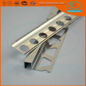 Buy cheap 6063 T5 Aluminum tile trim ,aluminum extrusion product