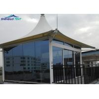 Buy cheap Fashion Hotel Tensile Membrane Structure Architecture Tent With PVDF Cover from wholesalers