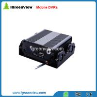 Buy cheap 4CH Mobile DVR with 3G model option (Google Map) from wholesalers