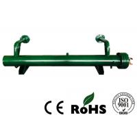 Buy cheap Double System Copper Tube Heat Exchanger With Tap Water Referigerating Medium from wholesalers
