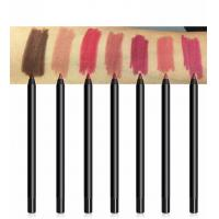 Buy cheap Professional 7 Colors Neutral Lip Liner Pencil Private Label With Plastic Handle from wholesalers