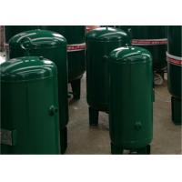 Buy cheap Stable Pressure Vacuum Receiver Storage Tank For Pharmaceutical / Chemical from wholesalers