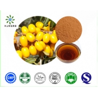 Buy cheap High-Quality Light Yellow Organic Fruit Extracts Seabuckthorn Fruit Powder Of Tea Juice product