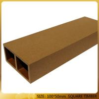 Buy cheap New Construction Material Wood Plastic Composit ,WPC Float Board ,waterproof Anti-UV OuT from wholesalers
