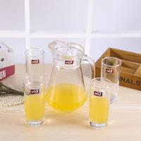Buy cheap Longwei Family Water Jug And Glass Set , Glass Juice Jug With Lid 1300 ML from wholesalers