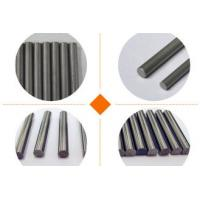 Buy cheap Burrs Use Cemented Carbide Rods , High Hardness Tungsten Carbide Round Bar from wholesalers