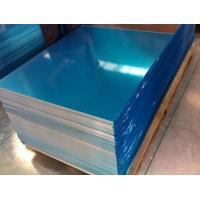 Buy cheap Inner Plastic Paper Interleaving Aluminium Sheet Plate 100mm-1500mm Width from wholesalers